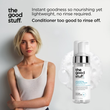 The Good Stuff Volumizing Hydration Foam 4.9 fl.oz
