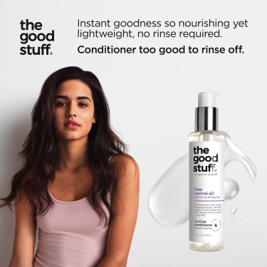 The Good Stuff Frizz Control Oil 3.2 fl.oz