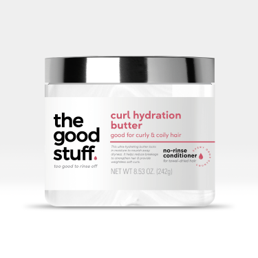 Front of pack The Good Stuff Curl Hydration Butter 8.53 oz